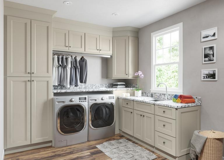 Union Grey Add To Compare Laundry Room Cabinetry