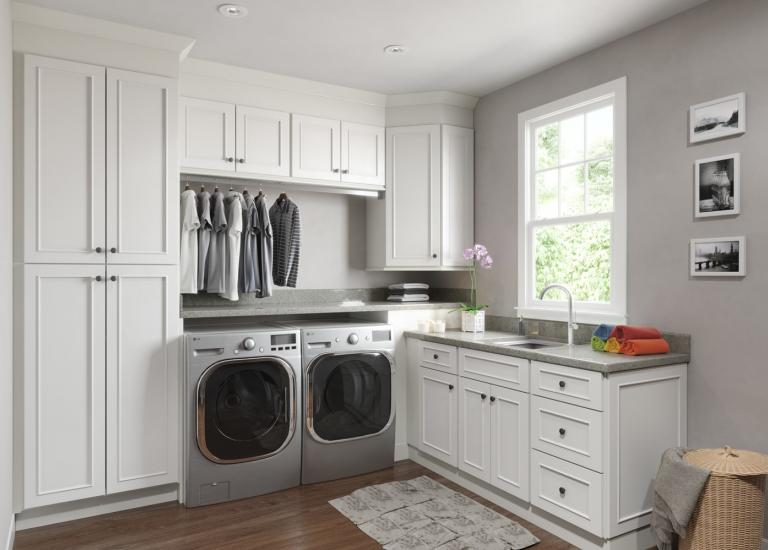 Charmant Laundry Room Cabinetry