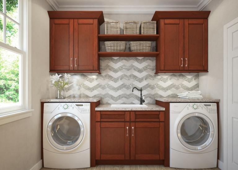 Manchester Shaker Brandywine Add To Compare Laundry Room Cabinetry