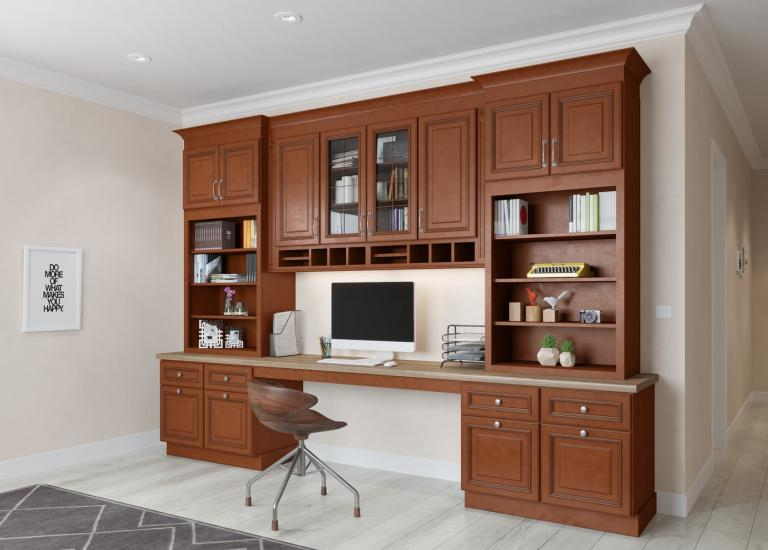 new arrival 00b3e bdaf6 High Quality Office Cabinets - Willow Lane Cabinetry