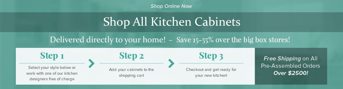 Shop All Kitchen Cabinets