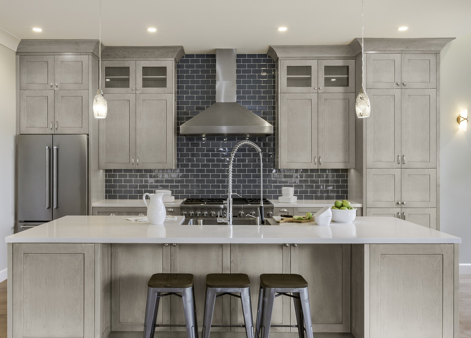 Delicieux Kitchen Cabinets. Midtown Light Grey Shaker.  Midtown%2520Light%2520Grey%2520Shaker