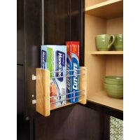 """Vertical Door Rack Fits a 18"""" Wide Wall or Base Cabinet (Rev-A-Shelf)Back  Reset  Delete  Duplicate  Save  Save and Continue Edit"""