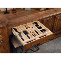 """Trimmable Utility Tray - Fits Drawer Sizes up to 27"""" Wide (Rev-A-Shelf)"""