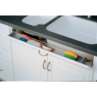 Trimmable Tilt Out Tray for Sink Base (Rev-A-Shelf)