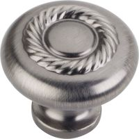 "Jeffrey Alexander By Hardware Resource - Lenior Collection - 1.25"" Diameter in Brushed Pewter"