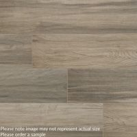 "Carolina Timber 6"" x 36"" Beige Wood Look Tile"