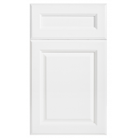 Belfast White Sample Door