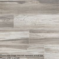 "Carolina Timber Grey 6"" x 36"" Ceramic Wood Look Tile Sample"