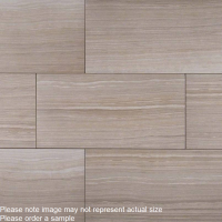 "Eramosa Silver 12"" x 24"" Porcelain Tile Sample"