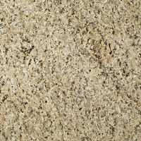 New Venetian Gold Granite Countertop 4x4 Sample