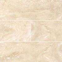 "Tuscany Ivory 4"" x 12"" Subway Tile"