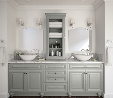 Modern Style Home Cabinets - Willow Lane Cabinetry